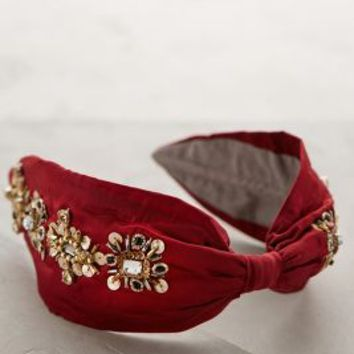 Orlenda Headband by Anthropologie Red One Size Hair