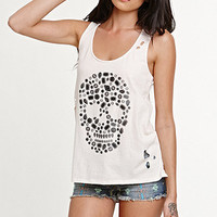 Kendall & Kylie Destroyed Muscle Tank at PacSun.com
