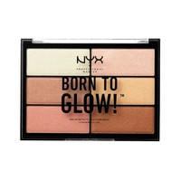 Born to Glow Highlighting Palette | NYX Professional Makeup