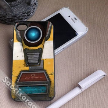 Claptrap Borderlands iPhone Case And Samsung Galaxy Case