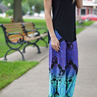 Dreaming in Twilight Palazzo Pants
