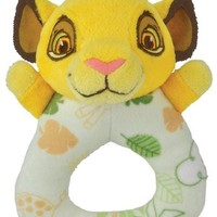 Disney Baby Simba Rattle - Free Shipping