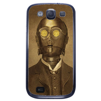 Star Wars c 3po Samsung Galaxy S3 Case
