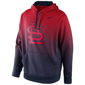 St. Louis Cardinals KO Therma-FIT Hooded Sweatshirt by Nike - MLB.com Shop