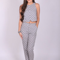 Happily Grey Daisy Set