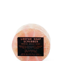 Morning Breeze Loofah scrubber