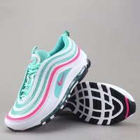 Nike Air Max 97 Og Qs Women Men Fashion Sneakers Sport Shoes