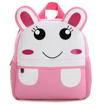 School Backpack New cute kids school bags cartoon mini backpack toy for kindergarten boy girl baby Children's gift student lovely schoolbag AT_48_3