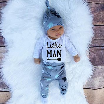NEW FALL 3-piece Baby Sets - Boys and Girls