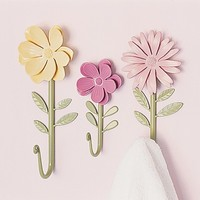 Flower Hooks | Pottery Barn Kids