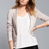 Cropped Tuxedo Jacket - Victoria's Secret