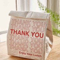 UO Souvenir Thank You Lunch Bag