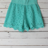 Nia Lace Shorts
