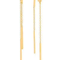 Gorjana | Mave Double Drop Earrings