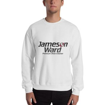 Jameson Ward Premium Shoe Cleaner Sweatshirt