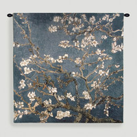Almond Blossom Tapestry Wall Hanging - World Market
