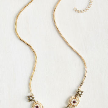 Prize and Shine Necklace by ModCloth