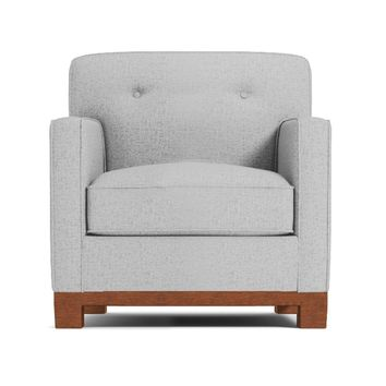 Harrison Ave Chair in SILVER - CLEARANCE