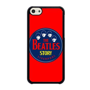THE BEATLES STORY LIVERPOOL iPhone 5C Case