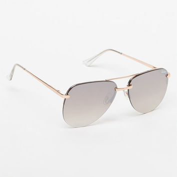 Quay The Playa Aviator Sunglasses at PacSun.com