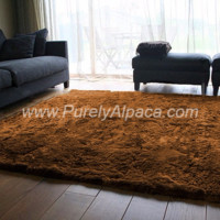 Alpaca Fur Rugs - Rectangular - Huacaya