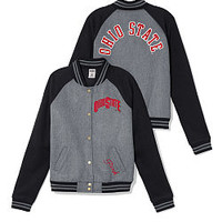 The Ohio State University Varsity Jacket - PINK - Victoria's Secret