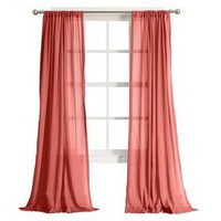No. 918 Harvey Cotton Gauze Curtain Panel : Target