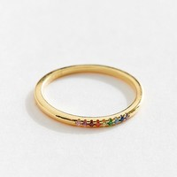 Stella and Bow Red Ring | Urban Outfitters