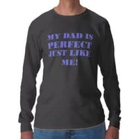 Funny Father's Day Tees from