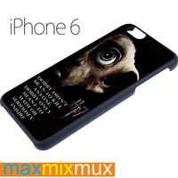 Harry Potter And The Deathly Hallows Dobby iPhone 6/6+ Series Hard Case