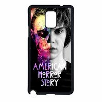 American Horror Story Tate Langdon Evan Peter Samsung Galaxy Note 4 Case