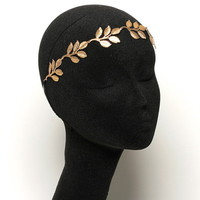 Greek Leaf Headband