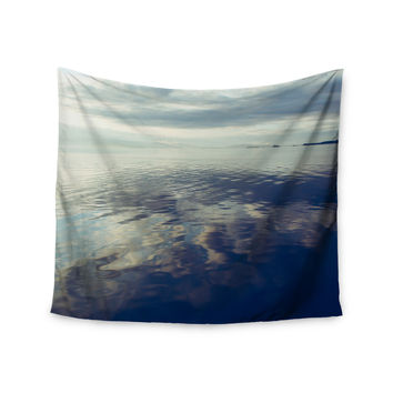 "Ann Barnes ""Cloud Atlas"" Water Wall Tapestry"