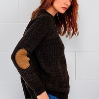 Cupshe What A Patch Knitting Sweater