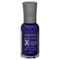 Buy Sally Hansen Hard As Nails Xtreme Wear Nail Color Deep Purple #08 Online in Canada | Free Shipping