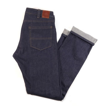 GN.02 SELVEDGE DENIM PANTS