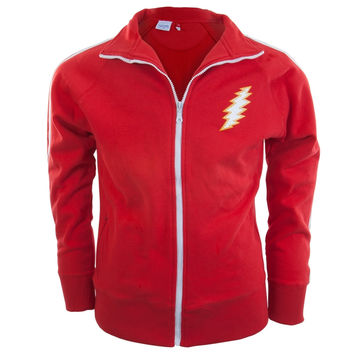 Grateful Dead - Red Bolt Track Jacket