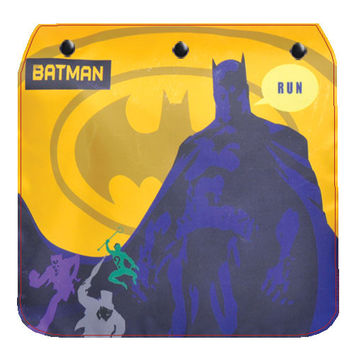 Batman Villians Flap for Messenger Bag