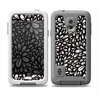 The Black Floral Sprout Samsung Galaxy S5 frē LifeProof Case