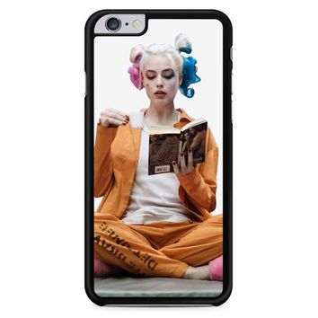 Harley Quinn Espresso Coffee iPhone 6 Plus / 6s Plus Case
