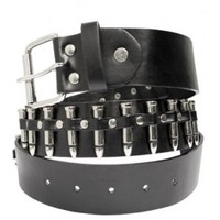 Bullet 69 Bullet Belt | Attitude Clothing