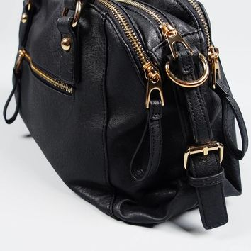 Urban Expressions Carson Satchel Bag - The Herbivore Clothing Co.