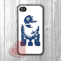 Star Wars R2 D2 art -5ho for iPhone 6S case, iPhone 5s case, iPhone 6 case, iPhone 4S, Samsung S6 Edge