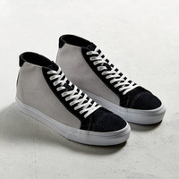 Vans Court Mid Two Tone Sneaker   Urban Outfitters