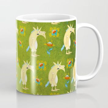 Flowers & Unicorns Mug by That's So Unicorny