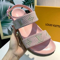 Louis Vuitton Comfortable fashionable sandals