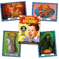 Super Awesome Trading Cards