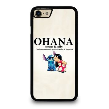 LILO AND STITCH OHANA FAMILY Disney Case for iPhone iPod Samsung Galaxy
