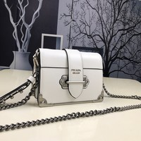 PRADA Clutch Messenger Bag ECS026861