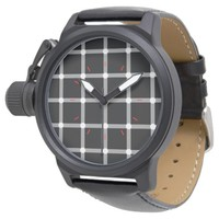 """Awesome """"Count The Dots"""" Optical Illusion Pattern Wristwatches"""